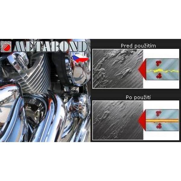 Metabond 4T Racing Nový závodní produkt pro motocykly