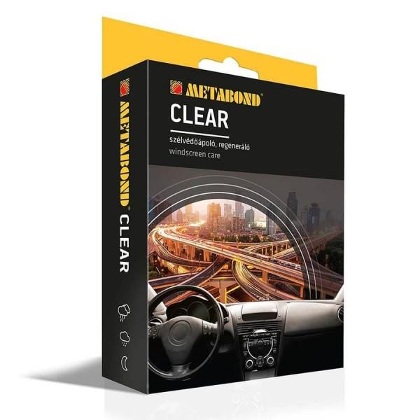 Metabond Clear - ošetření čelního skla