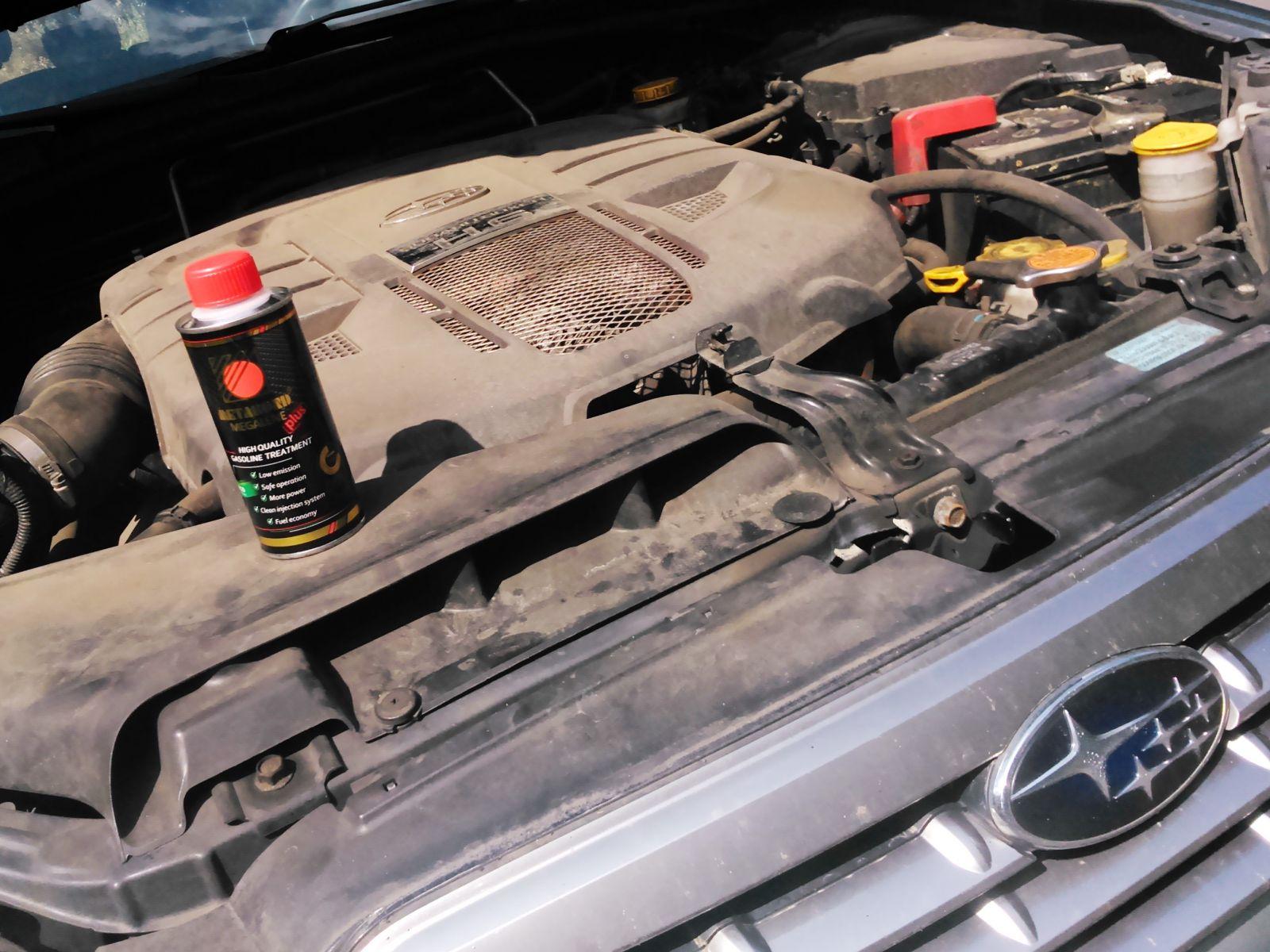 Subaru a aditiva Megalene Metabond